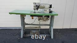 MITSUBISHI Model DN-275 Lockstitch Reverse Heavy Duty Industrial Sewing Machine