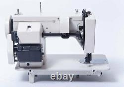 MYEKOO MK306 Portable Heavy Duty Industrial Zigzag walking foot Sewing Machine