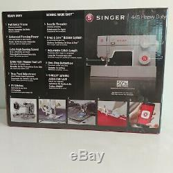 NEW Singer Classic 44S Heavy Duty Sewing Machine with 23 Built-In Stitches