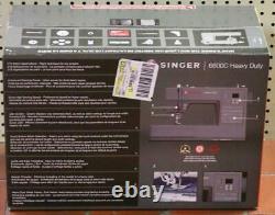 NEW Singer HD6600C 215-Stitch Heavy Duty Metal Frame Sewing Machine