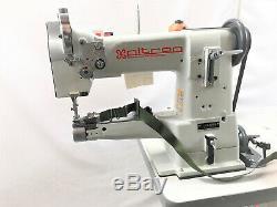 NT-335BH (Long Arm Walking Foot Heavy Duty Sewing Machine)
