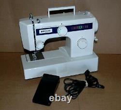 Necchi Sewing Machine Model 3101 FA Leather Upholstery Heavy Duty 3101FA