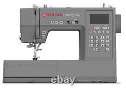 New SINGER 6800C Heavy-Duty Sewing Machine with LCD Screen Gray