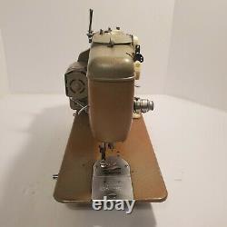 PFAFF 230 Automatic Sewing Machine Circa Vintage 1950s Industrial Heavy Duty