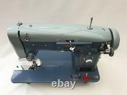 PINNOCK Semi Industrial Sewing Machine. Heavy Duty UPHOLSTERY, CANVAS, LEATHER