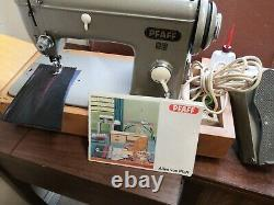 Pfaff 60 Semi Industrial Heavy Duty Upholstery And Fabric Sewing Machine