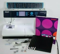 Pfaff Expression 3.5 With IDT Heavy Duty Sewing Machine GREAT CONDITION TESTED