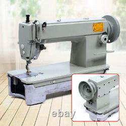 Portable Auto Leather Sewing Machines Heavy Duty Industrial Lockstitch Leather