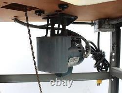 REECE S3 Bar Tacker Chainstitch Heavy Duty Industrial Sewing Machine 110V