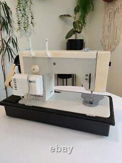 Riccar 290 Zigzag Semi Industrial Heavy Duty Sewing Machine Upholstery Leather