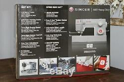 SINGER 44S Heavy Duty Sewing Machine