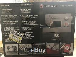 SINGER 44S Heavy Duty Sewing Machine with 23 Built-In Stitches FAST FREE SHIP