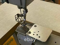 SINGER 45A93 by ADLER 205 Industrial Heavy Leather Sewing Machine ONLY THE HEAD