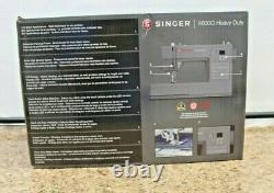 SINGER HD6600C Heavy Duty Metal Frame Sewing Machine 215 Stitch NEW