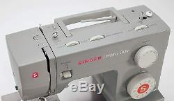 SINGER Heavy Duty 4452 Sewing Machine with 32 Built-In Stitch Same Day Ship