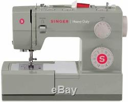 SINGER Heavy Duty 4452 Sewing Machine with 32 Built-In Stitches PREORDER