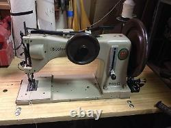Scotsew 7-33 HB Super Heavy Duty Walking Foot Sewing Machine with Reverse