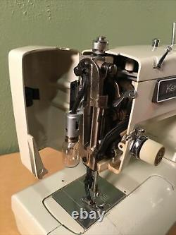 Sears Kenmore Heavy Duty Free Arm Zig Zag Sewing Machine 1760