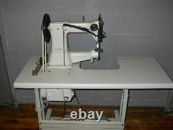 Sewline New Extra Heavy Duty Large Thread Cylinder Bed Industrial Sewing Machine