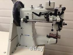 Sewline Sl-441s New Extra Heavy Duty Walking Foot Industrial Sewing Machine