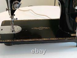 Singer 201K MK2 Heavy Duty Semi Industrial Electric Leather Denim Sewing Machine