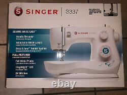 Singer 3337 Simple 29 Stitch Heavy Duty Home Sewing Machine Brand New- In Hand