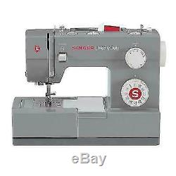 Singer 4432 Heavy Duty Sewing Machine 32 Built In Stitches SHIPS FAST
