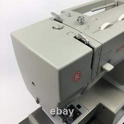 Singer 4452 Heavy Duty Sewing Machine Tested Ready To Use