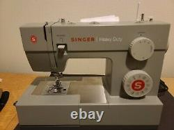 Singer 4452 Heavy Duty Sewing Machine WithFoot Pedal