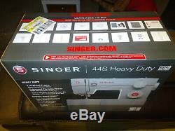 Singer 44S Heavy Duty Sewing Machine Brand New