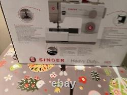 Singer 5523 Heavy Duty Fabric And Leather Sewing Machine