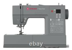 Singer 6600C Heavy Duty Sewing Machine- Brand New