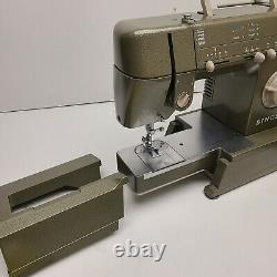 Singer HD105C Sewing Machine Heavy Duty with Light and Foot Pedal CR 606