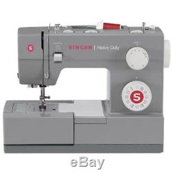 Singer HEAVY DUTY 4432 Sewing Machine. IN HAND! FAST SHIPPING