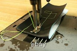 Singer Industrial Heavy Duty Single Needle Feed Leather Sewing Machine 95-40