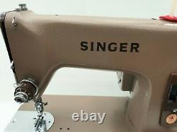 Singer Mini Heavy Duty Semi Industrial Electric Sewing Machine