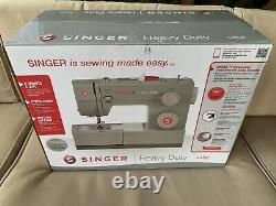 Singer Sewing Machine 4452 Heavy Duty with 32 Built-in Stitches NEW SEALED BOX