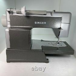 Singer Sewing Machine CG 500/550C Commercial Grade Working Heavy Duty