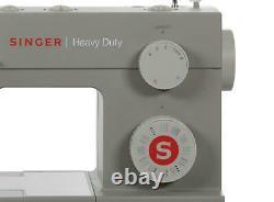 Singer Sewing Machine Heavy Duty 4452- Refurbished