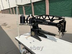 Singer sewing machine heavy duty 29k62