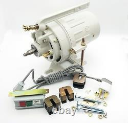 Speed Clutch Industrial Sewing Machine Motor Industrial Heavy duty motor