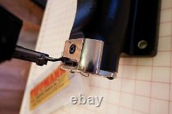 Tippmann boss sewing machine Heavy Leather Canvas Denim extra foot excellent