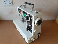 Toyota 6800 Straight, Zigzag Embroidery Multi Stitch Heavy Duty Sewing Machine