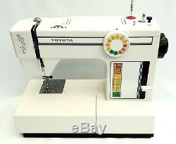 Toyota Automatic Semi Industrial Sewing Machine for Heavy Duty Work
