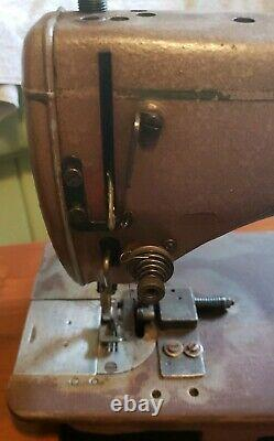 Union Special 61400p Heavy Duty Lockstitch With Puller Industrial Sewing Machine