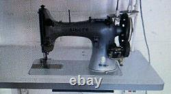 Very Heavy Duty Singer 132K6 Walking Foot Sewing Machine. Fully Serviced