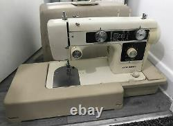 Vintage, Janome, New Home, Sewing Machine Model 632 Heavy Duty NO ACCESSORIES