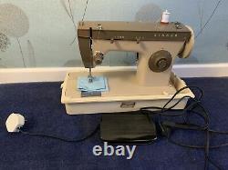 Vintage Singer Sewing Machine Heavy Duty Semi Industrial