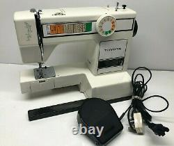 Vintage Toyota 2440 sewing machine compact heavy duty Machine