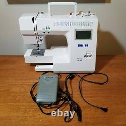 White Sewing Machine Heavy Duty Model 2999 Embroidery SAME DAY SHIPPING